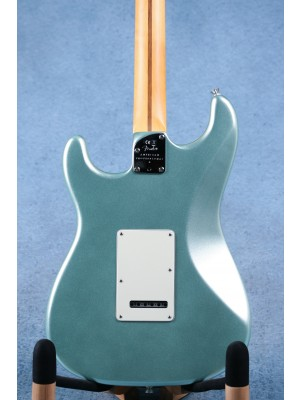 Fender American Professional II Stratocaster Mystic Surf Green Electric Guitar - US210001799