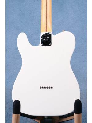 Fender American Professional II Telecaster Olympic White Electric Guitar - US210036474