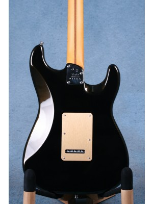 Fender American Ultra Stratocaster Left Handed Texas Tea Electric Guitar - US210041296