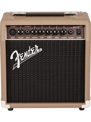 Fender Acoustasonic 15 Acoustic Guitar Amplifier