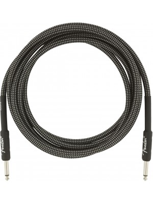 Fender Professional Series Instrument Cable 15' Gray Tweed