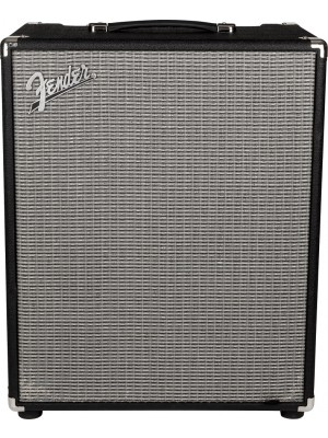 "Fender Rumble 500 2 x 10"" 200-Watt Bass Combo Amp - Front"