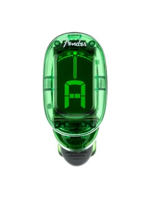 Fender FT-1620 California Clip-on Chromatic Tuner - Green