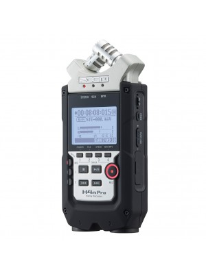Zoom H4n Pro 4-Channel Portable Handy Recorder