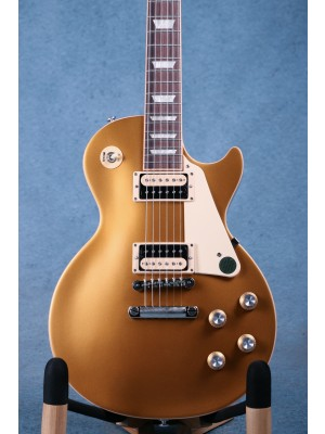Gibson Les Paul Classic 2019 Gold Top Electric Guitar - 190000764