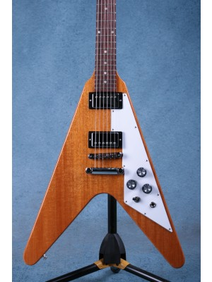 Gibson Flying V 2019 Natural Electric Guitar - 190002163