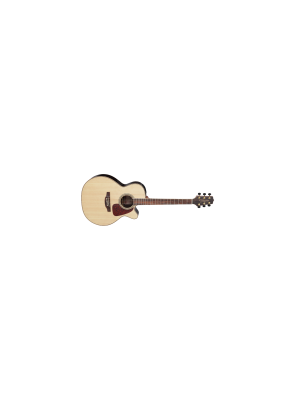 Takamine GN93CENAT Acoustic Electric Guitar, NEX Body, Cutaway, Natural