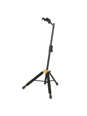 GS412BPLUS: Auto-Grab Single Guitar Stand w/ rest (MC6)
