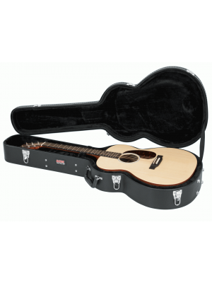 Gator GWE-000AC Deluxe Wood Guitar Case For Martin 000