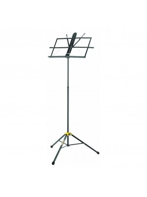 Hercules BS050B Light Weight Compact Music Stand With Carry Bag