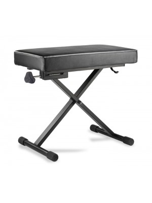 Hercules KB200B Adjustable Keyboard Bench