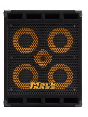 Markbass Standard 104HF Front-Ported Neo 4x10 Bass Speaker Cabinet - 8 Ohm