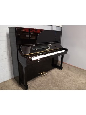 Yamaha YU30SB Silent Upright Piano Preowned - Y6167534