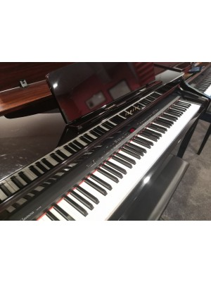 Yamaha CLP440PE Clavinova Digital Piano with Matching Bench - Polished Ebony