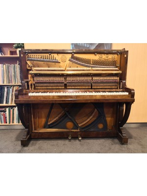 Ronisch Three Crown Preowned Upright Piano - 57962