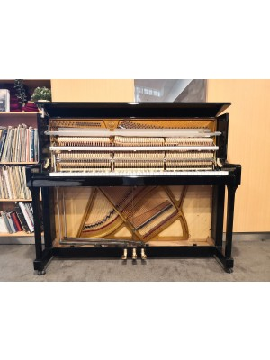 August Hoffman 118cm Preowned Upright Piano