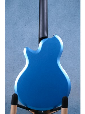 Supro Westbury Turquoise Metallic Electric Guitar - Preowned