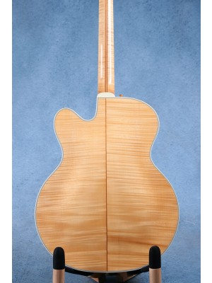 Guild Artist Award 1991 Natural Blonde Hollow Body Electric Guitar - Preowned