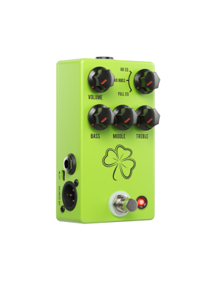 JHS Pedals Clover Preamp/EQ Effects Pedal