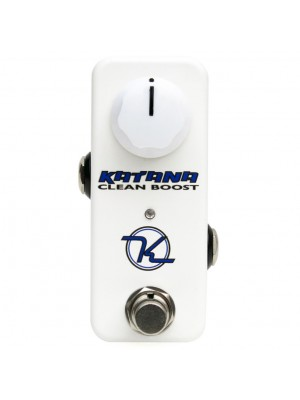 Keeley Electronics Mini Katana Clean Boost Guitar Effect Pedal