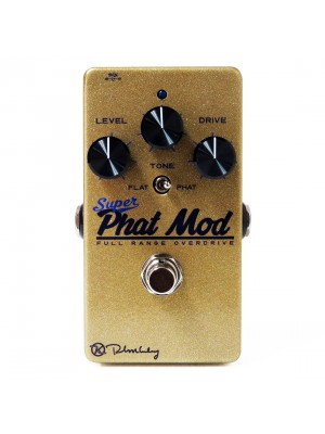 Keeley Super Phat Mod Guitar Overdrive Effect Pedal