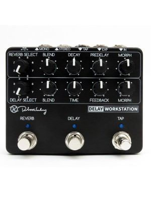 Keeley Delay Workstation Guitar Effect Pedal