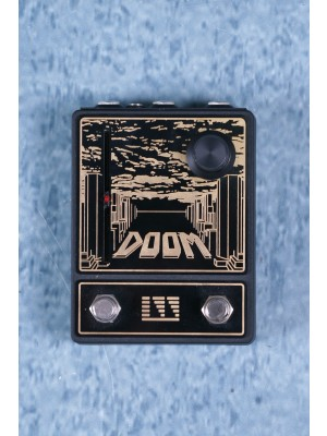 Lightning Wave Effects Doom Blend Crossfade Effects Pedal - Preowned