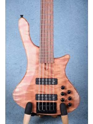 Cole Clark Long Lady LLB5-MS Electric Bass Guitar - 60