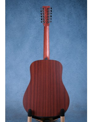 Martin & Co. D12X1AE X Series 12 String Acoustic Electric Guitar - 2264529