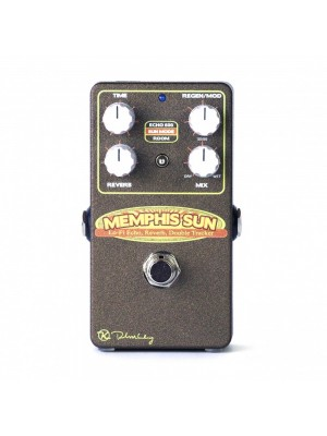 Keeley Memphis Sun Lo-Fi Delay & Reverb Effects Pedal