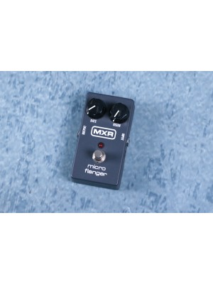 MXR Micro Flanger Effects Pedal - Preowned