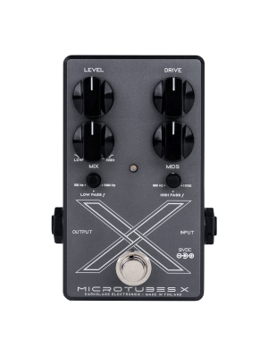 Microtubes X Bass Preamp Pedal