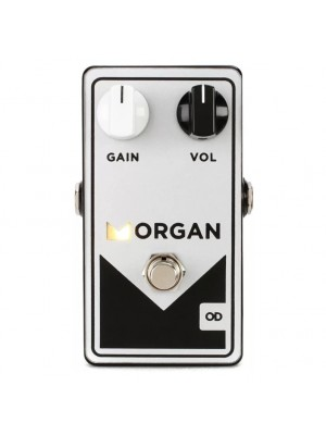 Morgan Amps OD Guitar Overdrive Effect Pedal