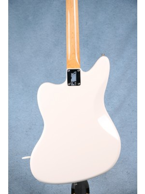 Fender Classic Player Jaguar Special HH Olympic White Electric Guitar Preowned - MX12116105
