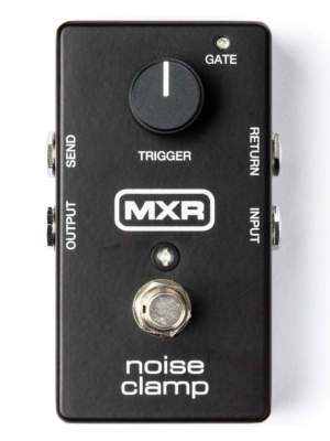 MXR Noise Clamp Suppressor Effects Pedal