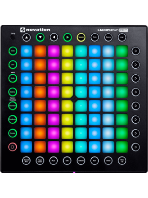 Novation LaunchPad PRO - Velocity Sensitive 64-Button Controller