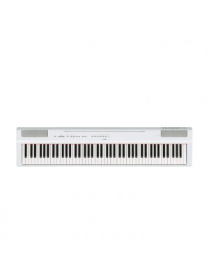 Yamaha P-125 88 Key Digital Piano - White