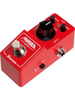 Ibanez PHMINI Phaser Guitar Effects Pedal