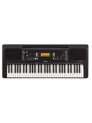 Yamaha PSRE363 61-Key Portable Keyboard w/ HPH-50B Headphones