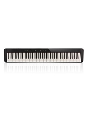 CASIO PX-S1000 (black) FULL KIT INC: Timber Stand, 3 Pedal System & Adjustable Stool