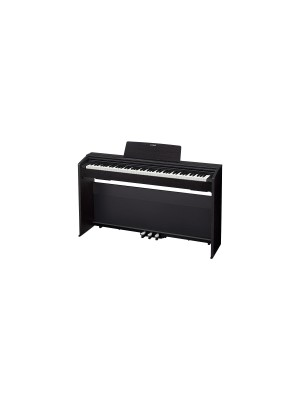 Casio PRIVIA PX870BK 88 Key Tri-Sensor Scaled Hammer Action Keyboard - Black