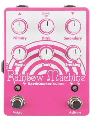 Earthquaker Devices Rainbow Machine Polyphonic Pitch Shifting Modulator V2