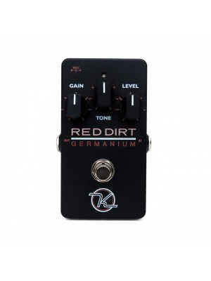 Keeley Red Dirt Germanium Overdrive Effects Pedal