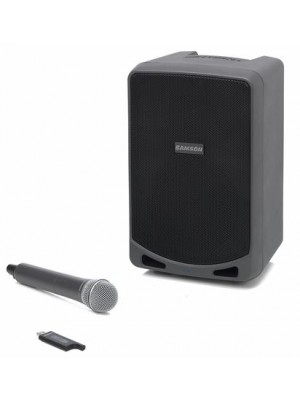 Samson Audio XP106W Portable 100W PA w/ Bluetooth and Wireless