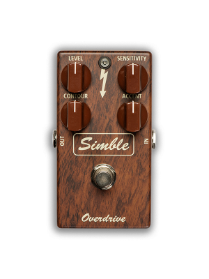Mad Professor Simble Overdrive Guitar Effects Pedal