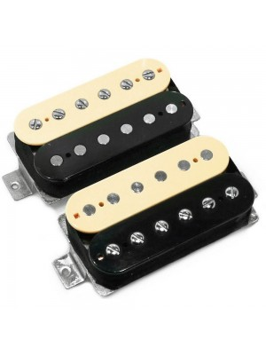 Seymour Duncan APH-2 Slash Signature Humbucker Pickup Set, Zebra