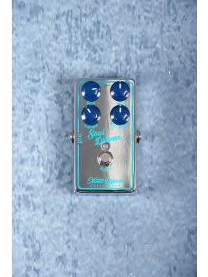 Xotic Soul Driven Overdrive Effects Pedal - Preowned