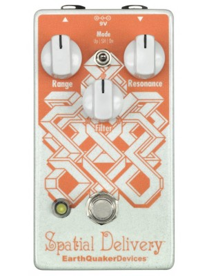 EQD Spatial Delivery Sample & Hold Envelope Filter v2