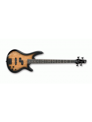 Ibanez SR200SM NGT Spalted Maple Electric Bass Guitar