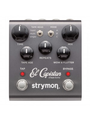 Strymon El Capistan Tape Echo Delay Guitar Effect Pedal
